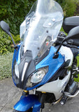 Laminar Lip for BMW R1200RS 2015 on