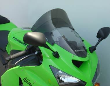 Laminar Lip for Kawasaki ZX6R