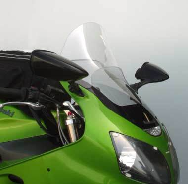 Laminar Touring Lip for Kawasaki ZX12R 2000-2006