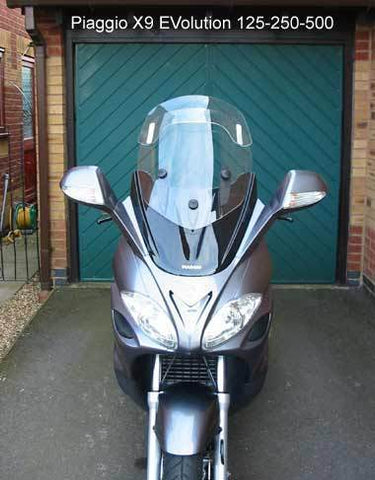 Laminar Lip for Piaggio X9