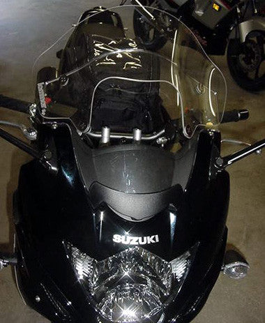 Laminar Touring Lip for Suzuki GSX1250F 2010