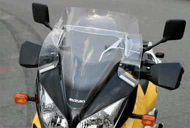 Laminar Lip and Ears Combo for Suzuki V Strom 1000 K2 and K3