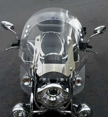 Laminar Lip for Moto Guzzi California 1400 Touring 2014 on