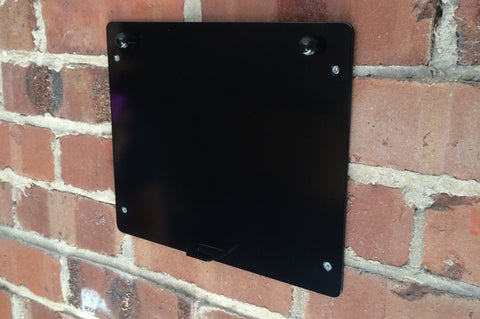 Top box and pannier wall mounting rack for Givi Monokey boxes