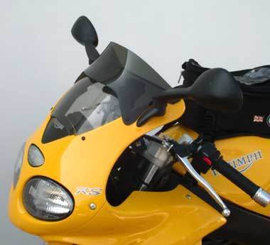 Laminar Lip for Triumph Sprint RS 2000-ON