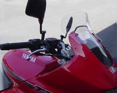 Laminar Lip for Yamaha TDM850 All Years