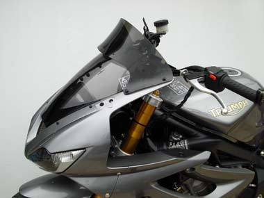 Laminar Lip for Triumph Daytona 675 2006-ON
