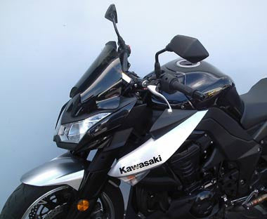 Laminar Speed Shield for Kawasaki Z1000 all years
