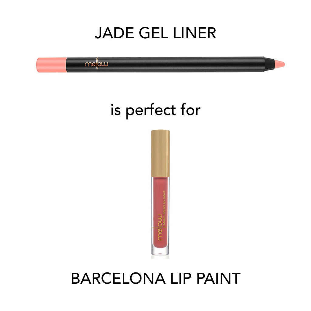 Gel Lip Pencil - Jade