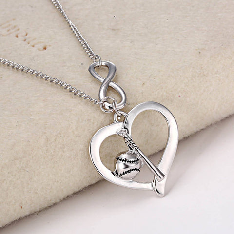 Home Run Love Necklace