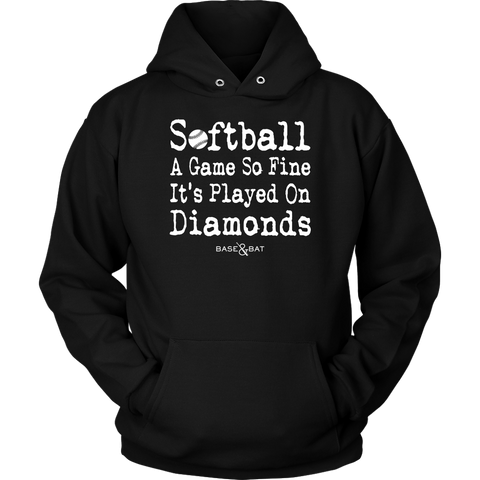 Softball and Diamonds