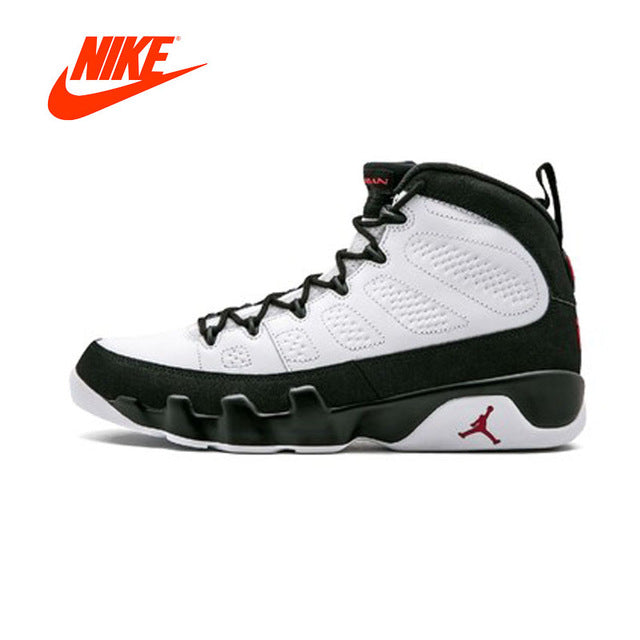8376eb7adc758c Original New Arrival Authentic NIKE Air Jordan 9 Retro Mens Basketball  Shoes Sneakers Breathable Sport Outdoor Good Quality