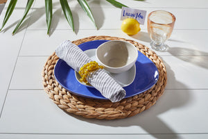 The Simple Summer Place Setting