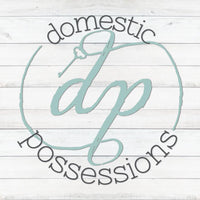 Domestic Possessions, Home, Home Decor, Furniture, Gifts