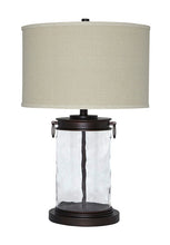 Talynn Glass Table Lamp