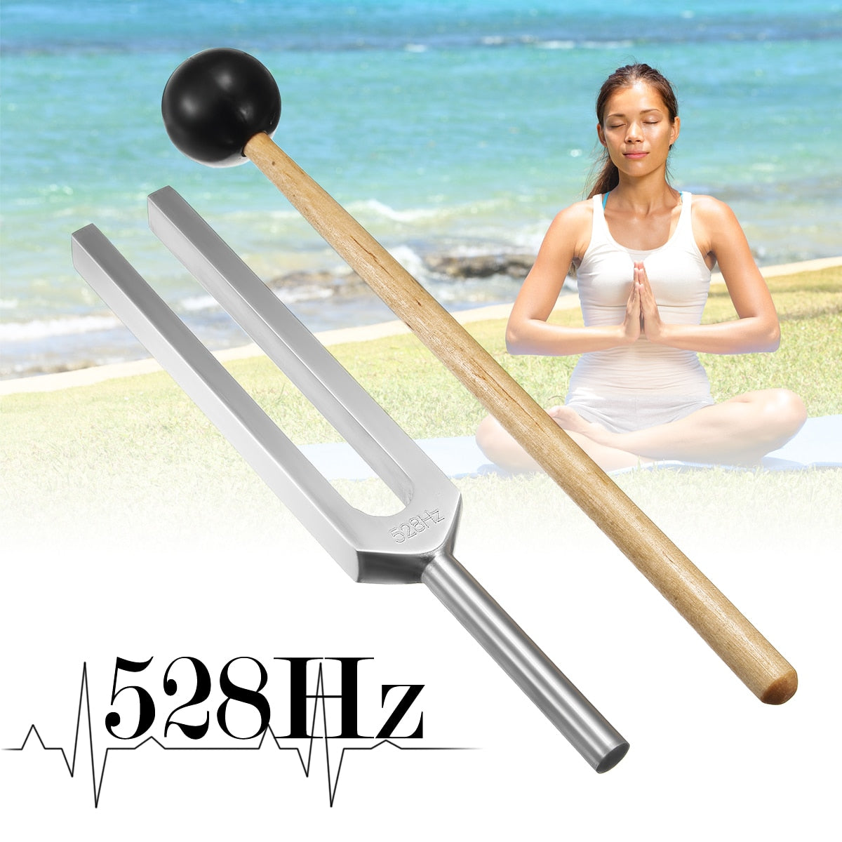 "528HZ ""Frequency of Love"" Miracle Healing Set"