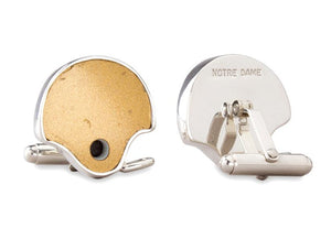 FRONT & BACK NOTRE DAME CUFF LINKS