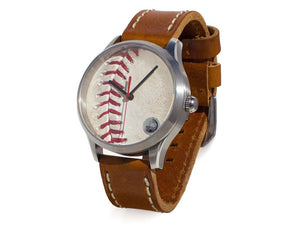 MLB GAME-USED AUTHENTICATED WATCH