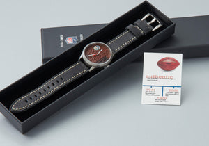 NFL GAME-USED AUTHENTICATED WATCH