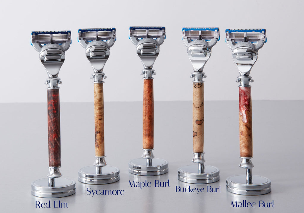 HAND TOOLED SHAVERS