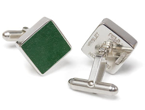WRIGLEY FIELD STADIUM SEAT CUFF LINKS