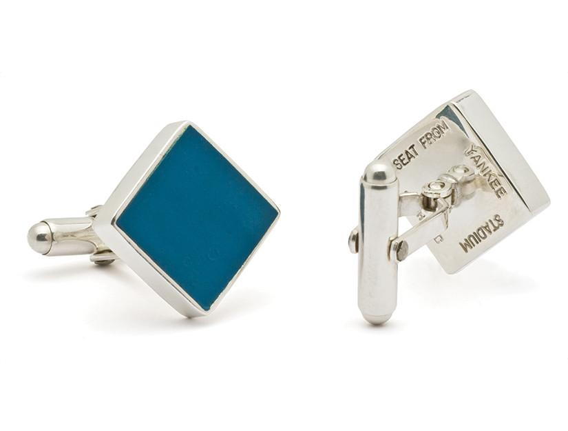 YANKEE STADIUM SEAT CUFF LINKS