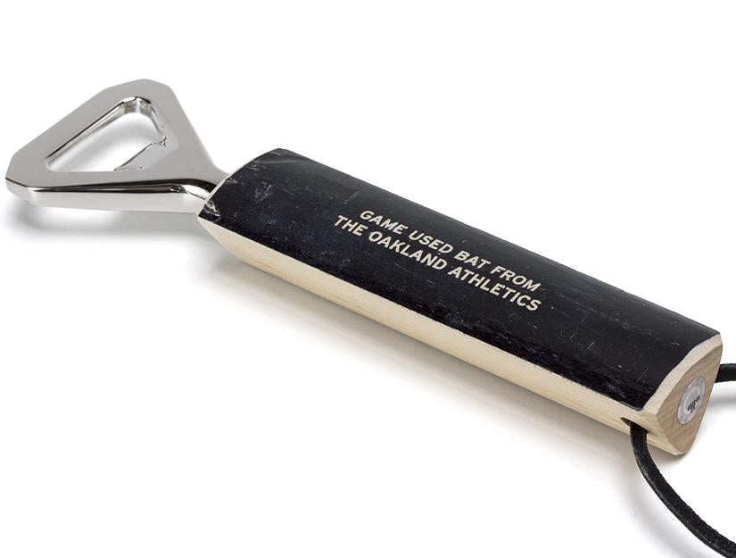 MLB-AUTHENTICATED BAT BOTTLE OPENER