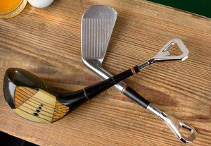 VINTAGE GOLF CLUB BOTTLE OPENERS