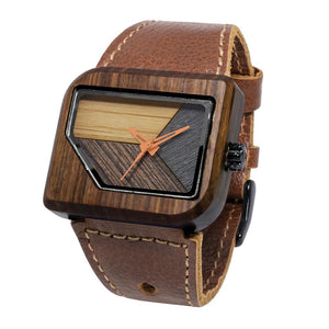 AVANTI WOOD WATCH BY MISTURA