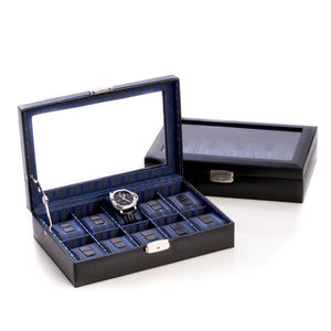 OPEN WATCH BOX