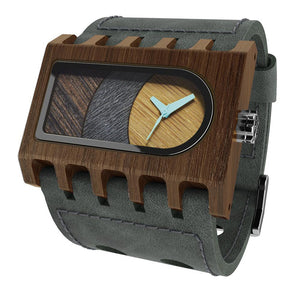 FERRO WOOD WATCH BY MISTURA