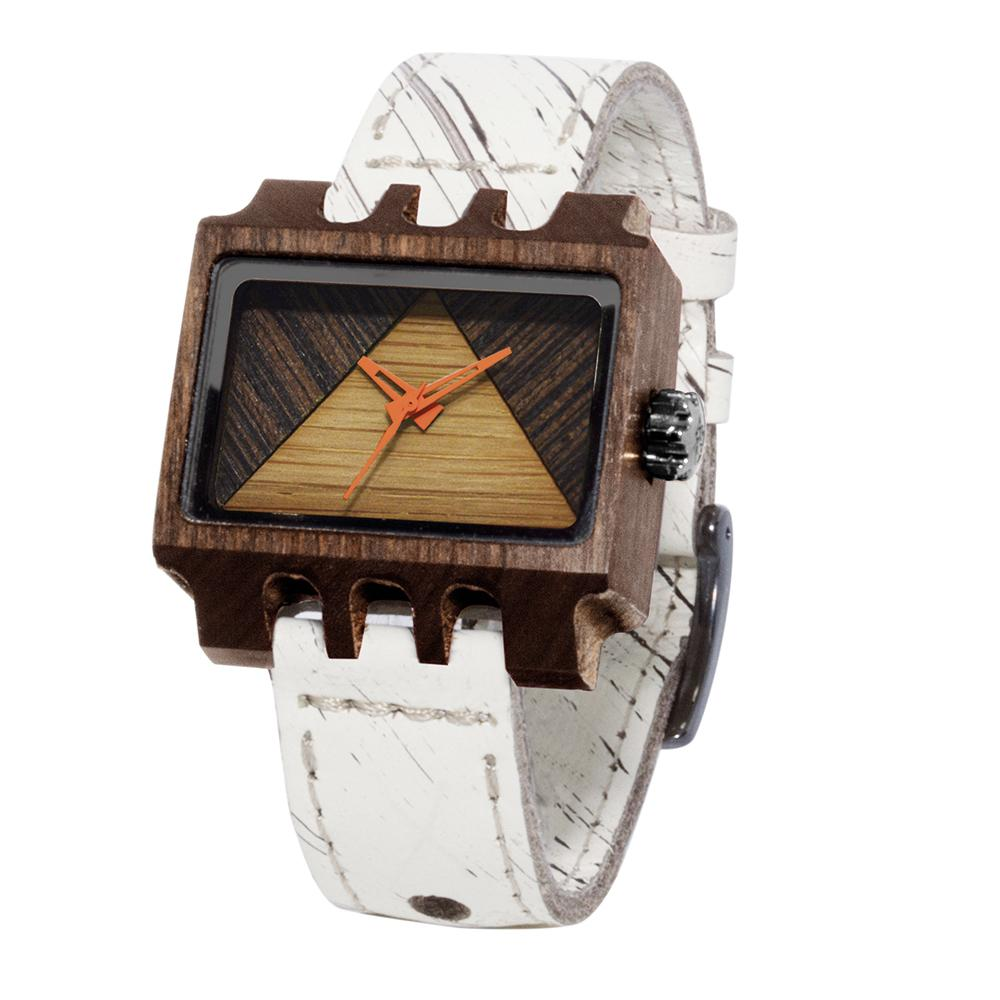 LENZO WOOD WATCH BY MISTURA