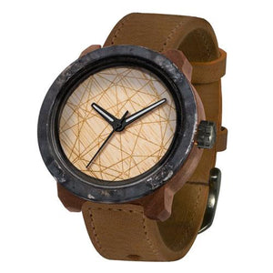 MARCO XL CONSTELLATION WOOD WATCH