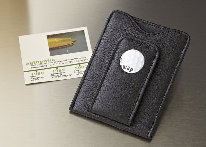 TPC SAWGRASS WALLET/MONEY CLIP