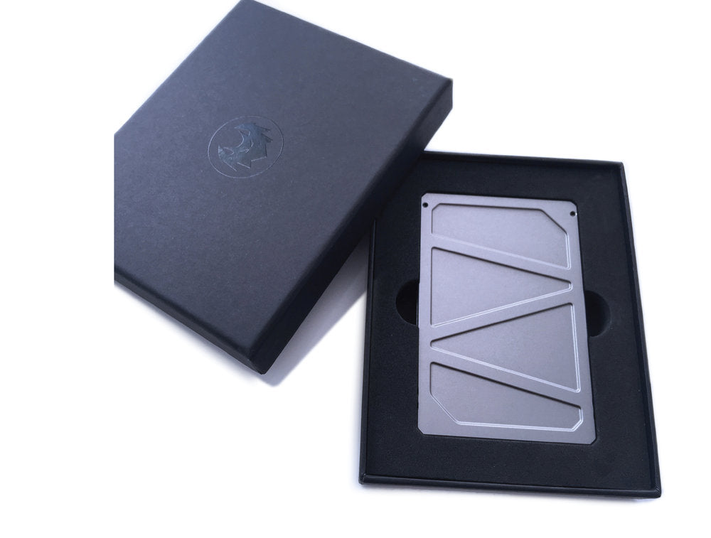 'TITAN' RFID CARD HOLDER