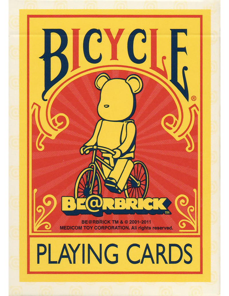 Bicycle Bearbrick