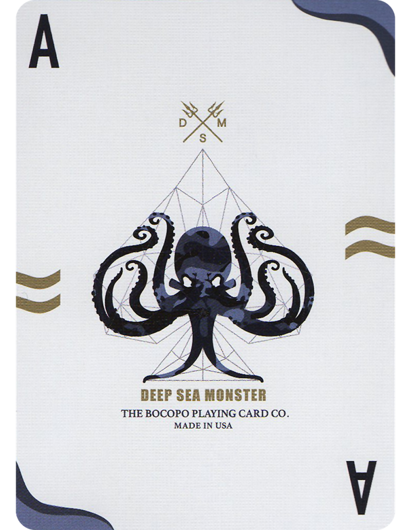 Deep Sea Monster
