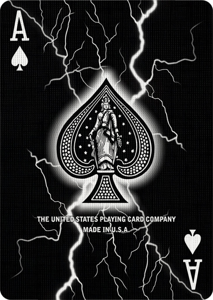 Bicycle Lightning - Bocopo Playing Cards