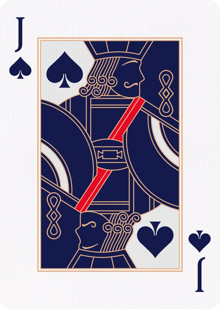 Helius Sun - Bocopo Playing Cards
