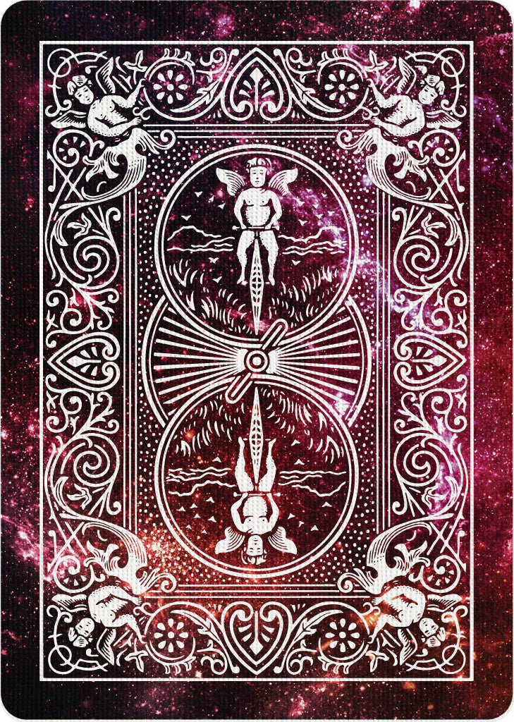 Bicycle Constellation - Cancer - Bocopo Playing Cards