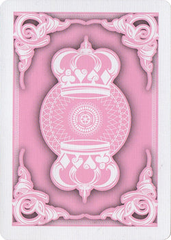 Pink Crown - Bocopo Playing Cards