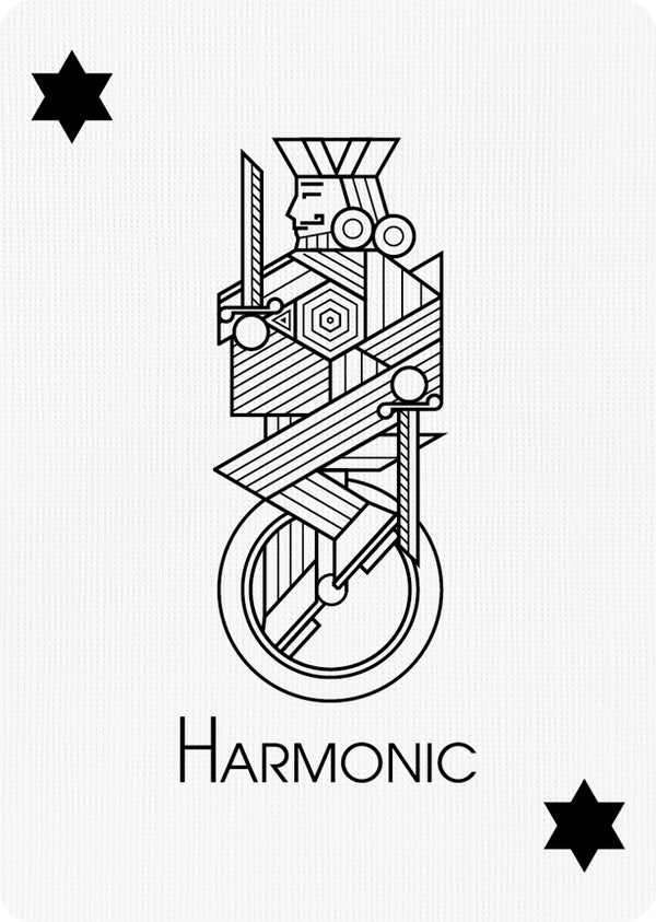 Harmonic - Bocopo Playing Cards