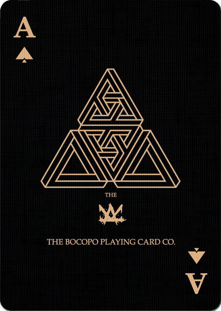 SAVE - Bocopo Playing Cards