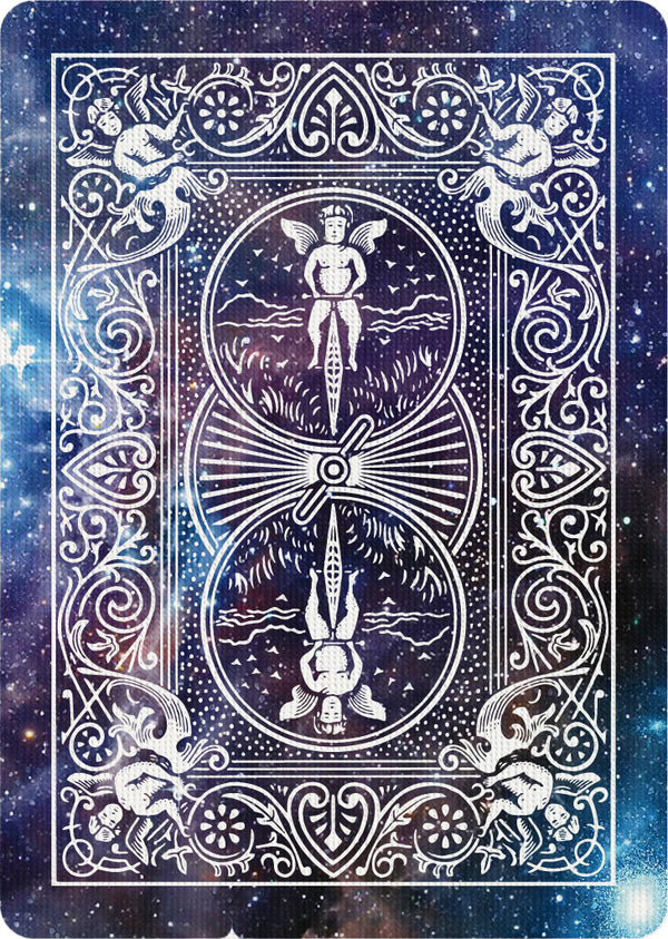 Bicycle Constellation -virgo - Bocopo Playing Cards