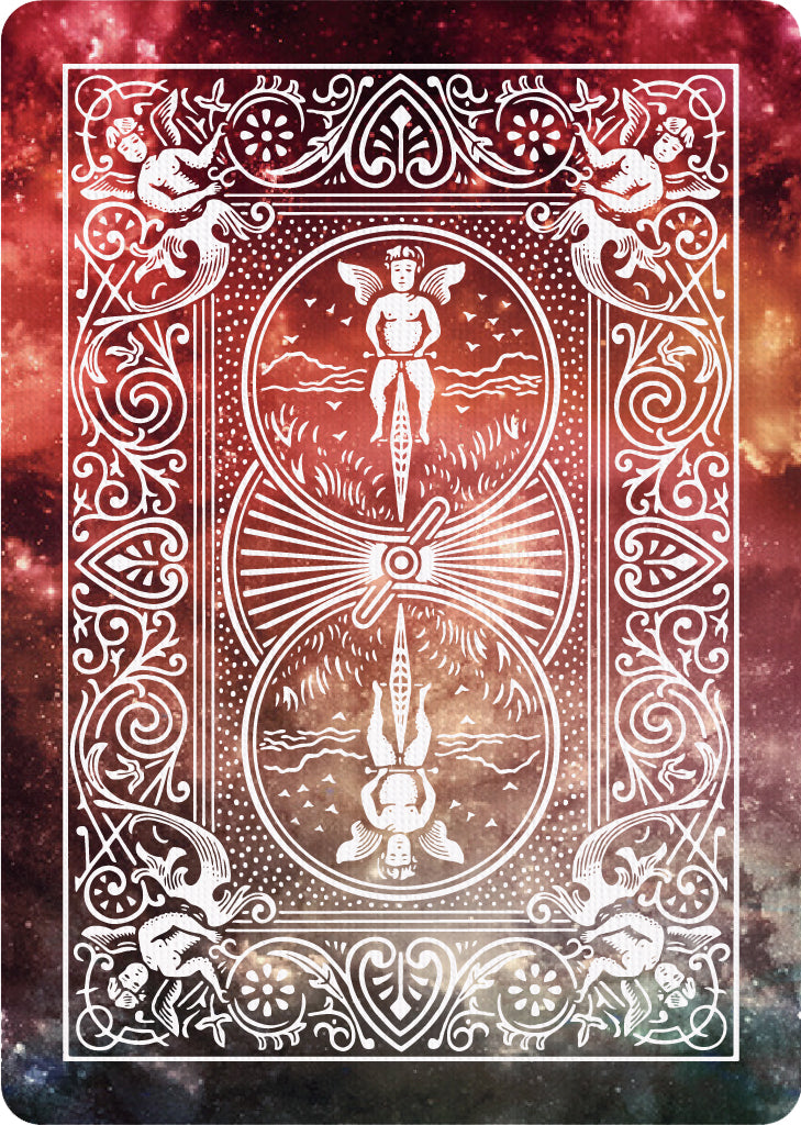 Bicycle Constellation -Scorpio - Bocopo Playing Cards