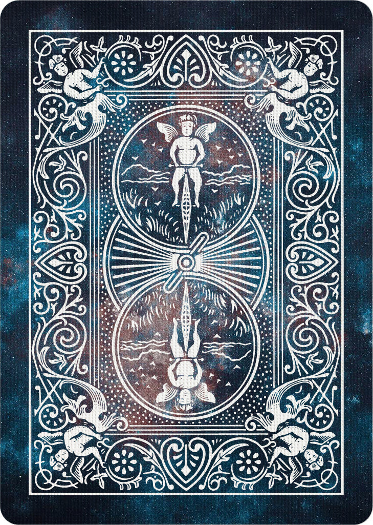 Bicycle Constellation - Aquarius - Bocopo Playing Cards