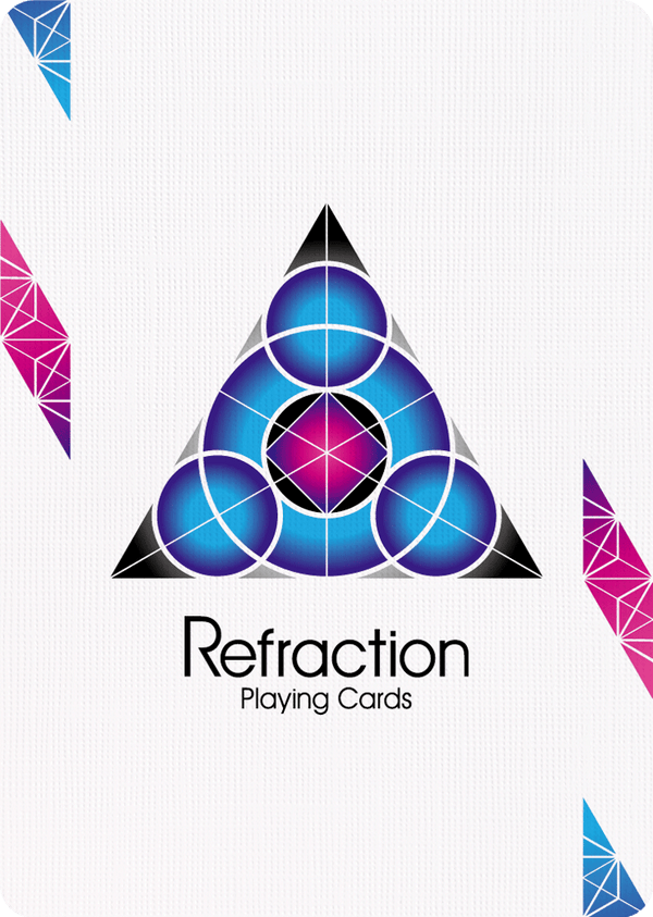 Refraction - Bocopo Playing Cards