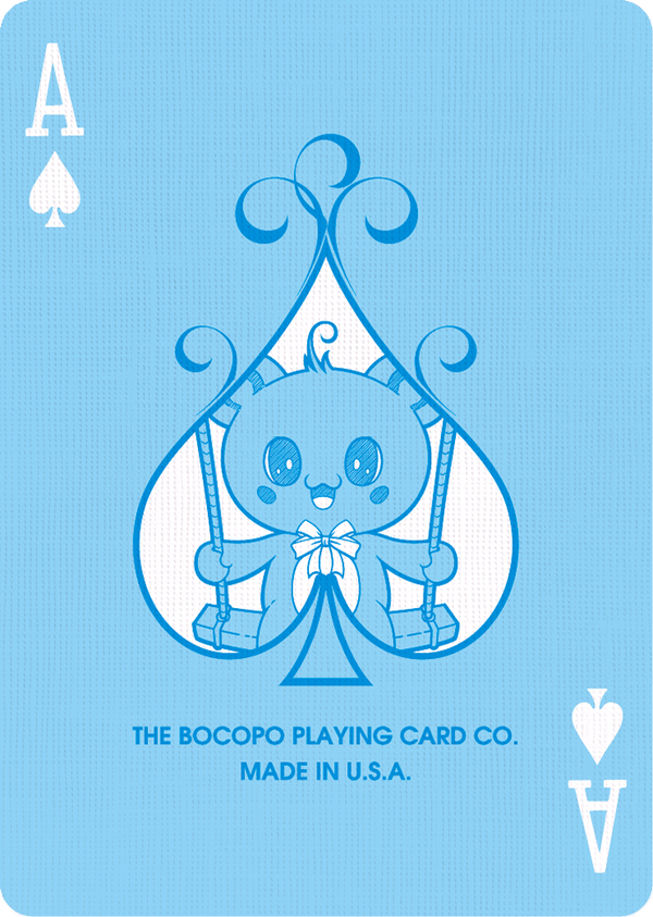 Bicycle Bear - Bocopo Playing Cards