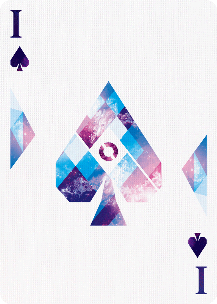 Rhombus Space - Bocopo Playing Cards