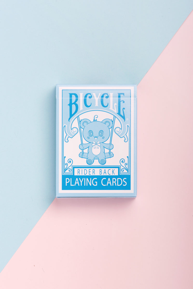 Bicycle Bear Playing Cards